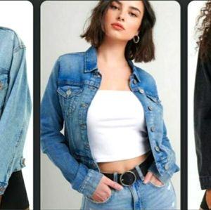 Garage classic fit jean jacket